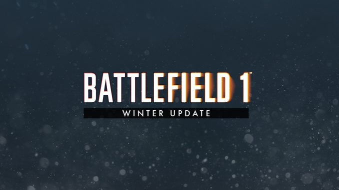 BF1 Winter Update