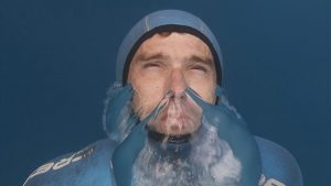 Guillaume Néry free diver